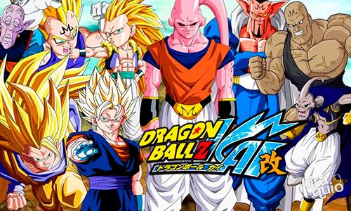 Nuevo elenco de doblaje en Dragon Ball Z Kai
